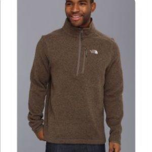 North Face Men's Gordon Lyons 1/4 Zip Pullover M